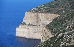 Утесы Дингли (Dingli cliffs)