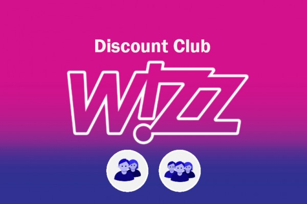 Что такое WIZZ Discount Club